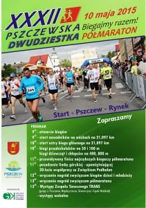 Pszcewska Dwudziestka - plakat