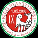 IX Bieg Piastowski - logo