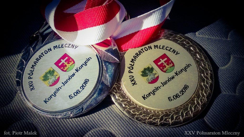 Korycin - medale
