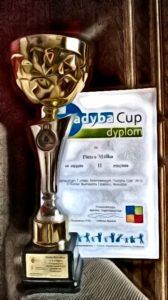 Puchar i dyplom