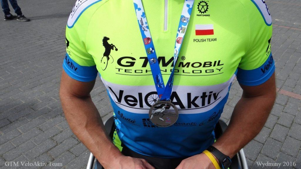 III Polmaraton Wydminy - nowa koszulka