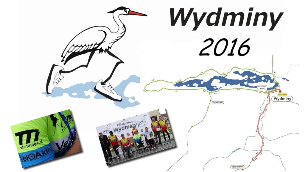 III Polmaraton Wydminy - plakat