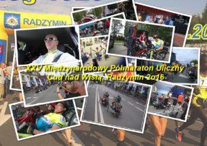 XXV Miedzynarodowy Polmaraton Uliczny Cud nad Wisla